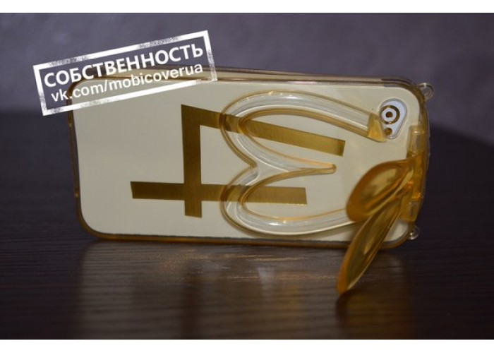 Чехол-бампер для iPhone 4/4S (Ушки)