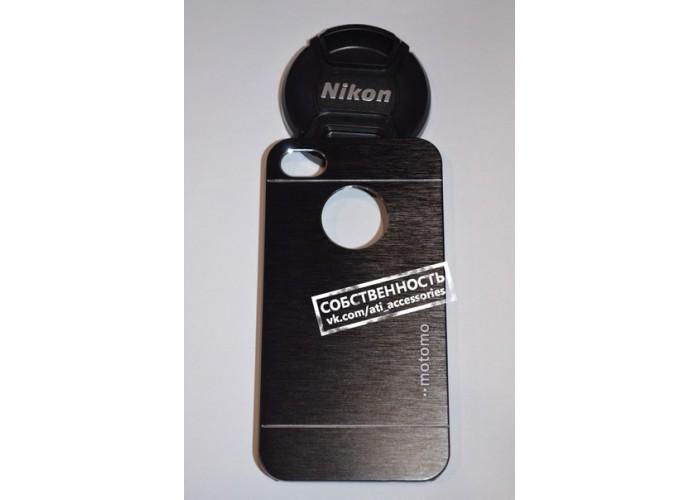 Чехол-бампер для iPhone 4/4S (Motomo)