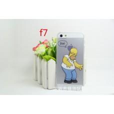Чехол-бампер для iPhone 5/5S (Симпсон)