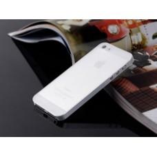 Чехол-бампер для iPhone 5/5S (Ультратонкий пластик)