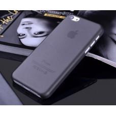 Чехол-бампер для iPhone 5C (Ультратонкий пластик)