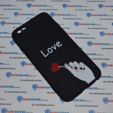 Чехол-бампер для iPhone 6/6S (Love)