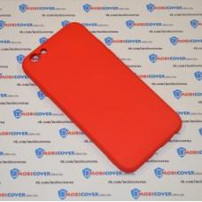 Чехол Slim Soft для iPhone 6/6S (Красный)