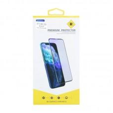 Защитное стекло R Yellow Premium для iPhone 7/8 Black