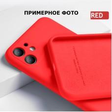 Чехол Slim Soft для iPhone 7 Plus/8 Plus (Красный)