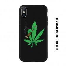 Чехол Smoke Marijuana для iPhone 7 Plus/8 Plus