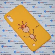 Чехол для Samsung Galaxy А10 / A105 (Hello)