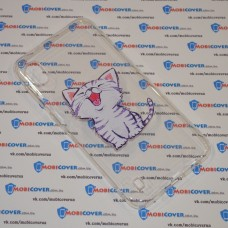 Чехол для Samsung Galaxy А10 / A105 (Котенок)