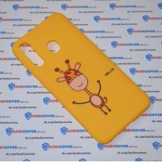 Чехол для Samsung Galaxy А20 / A30 (Hello)