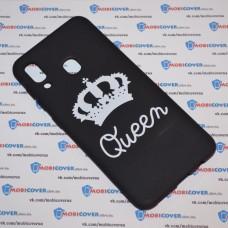 Чехол для Samsung Galaxy А20 / A30 (Queen)