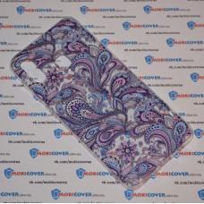Чехол для Samsung Galaxy А20 / A30 (Узоры Эбру)