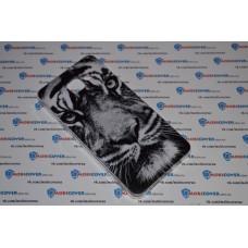 Чехол для Samsung Galaxy А5 / A510 (Белый тигр) (2016)