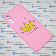 Чехол для Samsung Galaxy А50 / A505 (Princess)