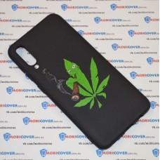 Чехол для Samsung Galaxy А50 / A505 (Smoke Marijuana)