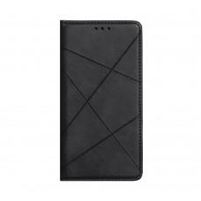 Чехол-книжка Business Leather для Samsung Galaxy A51 / A515 (Черный)