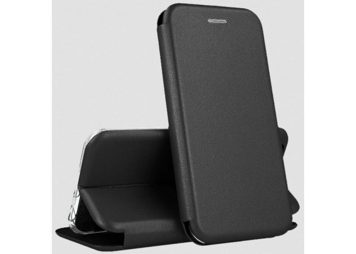 Чехол-книжка G-Case Classy для XiaoMi Redmi Note 9 Pro / Note 9s (Черный)