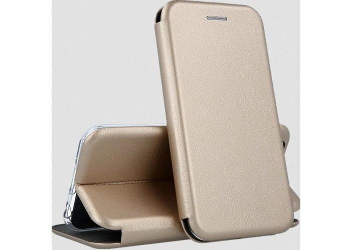 Чехол-книжка G-Case Classy для XiaoMi Redmi Note 9 Pro / Note 9s (Золотой)