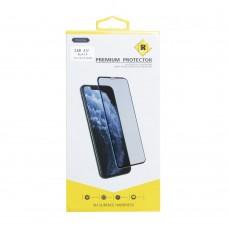 Защитное стекло R Yellow Premium для Samsung Galaxy А31 / A315 Black