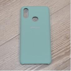 Чехол Silicone Case для Samsung Galaxy A10s / A107 (Sea Blue)