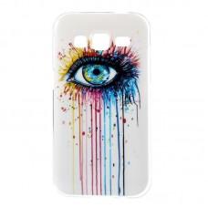 Чехол-бампер для Samsung Galaxy Core Prime G360 (Глаз)
