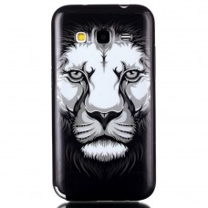 Чехол-бампер для Samsung Galaxy Core Prime G360 (Лев)