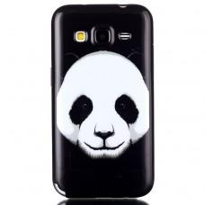 Чехол-бампер для Samsung Galaxy Core Prime G360 (Панда)