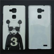 Чехол-бампер для Huawei Mate 7 (Панда)