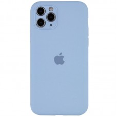 Чехол Apple Silicone Case Full Camera (Lilac Cream) для iPhone 11 Pro