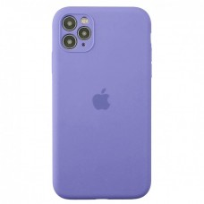 Чехол Apple Silicone Case Full Camera (Lilac) для iPhone 11 Pro