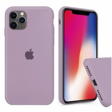 Чехол Apple Silicone Case Full (Blueberry) для iPhone 11