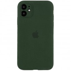 Чехол Apple Silicone Case Full Camera (Virid) для iPhone 11