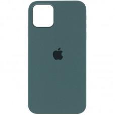 Чехол Apple Silicone Case Full (Cactus) для iPhone 12/12 Pro