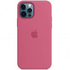 Чехол Apple Silicone Case Full (Dragon Fruit) для iPhone 12/12 Pro