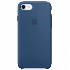 Чехол Apple Silicone Case (Blue Cobalt) для iPhone 7/8/SE 2020