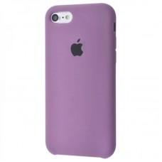 Чехол Apple Silicone Case (Blueberry) для iPhone 7/8/SE 2020