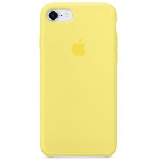 Чехол Apple Silicone Case (Canary Yellow) для iPhone 7/8/SE 2020