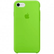 Чехол Apple Silicone Case (Lime Green) для iPhone 7/8/SE 2020