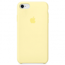 Чехол Apple Silicone Case (Mellow Yellow) для iPhone 7/8/SE 2020