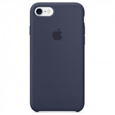 Чехол Apple Silicone Case (Midnight Blue) для iPhone 7/8/SE 2020