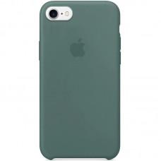 Чехол Apple Silicone Case (Pine Green) для iPhone 7/8/SE 2020