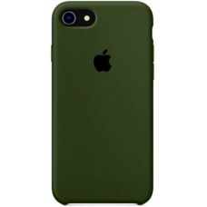 Чехол Apple Silicone Case (Virid) для iPhone 7/8/SE 2020