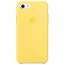 Чехол Apple Silicone Case (Yellow) для iPhone 7/8/SE 2020