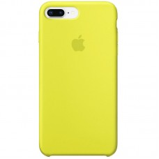 Чехол Apple Silicone Case (Flash) для iPhone 7 Plus/8 Plus