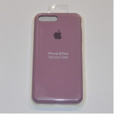 Чехол Apple Silicone Case Full (Blueberry) для iPhone 7 Plus/8 Plus