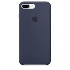 Чехол Apple Silicone Case (Midnight Blue) для iPhone 7 Plus/8 Plus