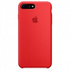 Чехол Apple Silicone Case (Red) для iPhone 7 Plus/8 Plus