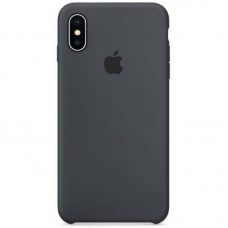 Чехол Apple Silicone Case (Pebble) для iPhone X/XS