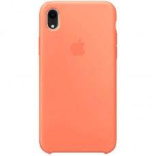 Чехол Apple Silicone Case (Flamingo) для iPhone XR