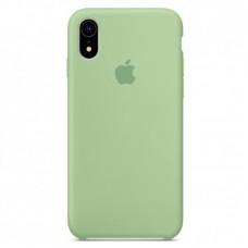 Чехол Apple Silicone Case (Green) для iPhone XR