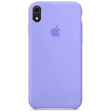 Чехол Apple Silicone Case (Lilac) для iPhone XR